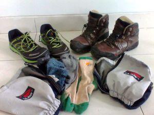 Sepatu dan kawan kawan